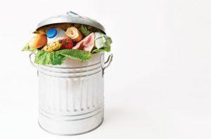 limbah makanan