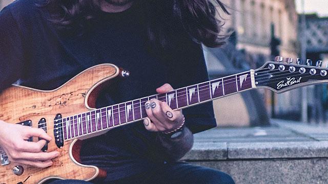 gitar sustainable east coast