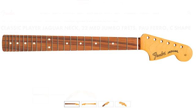 gitar sustainable fender