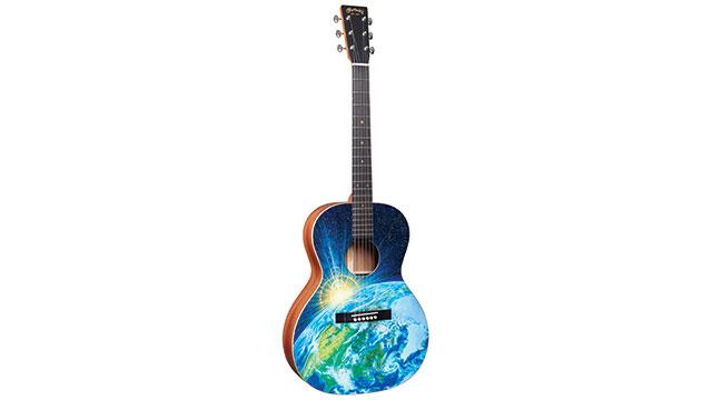 gitar sustainable martin