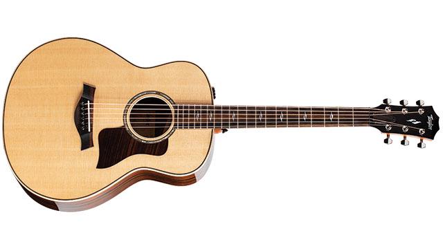 gitar sustainable taylor