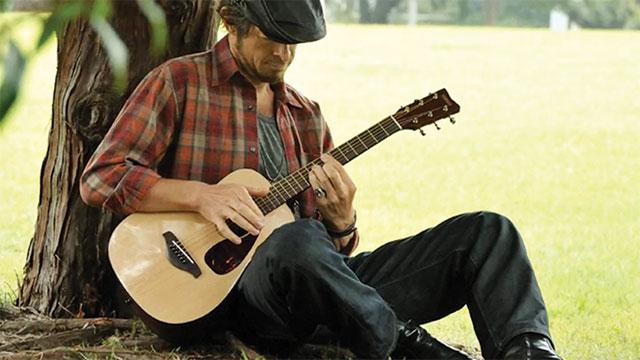gitar sustainable yamaha