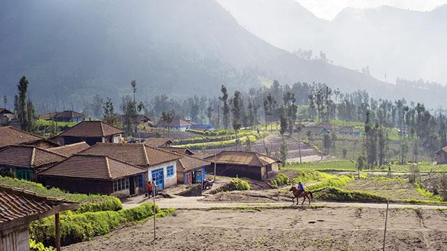 perubahan iklim di desa