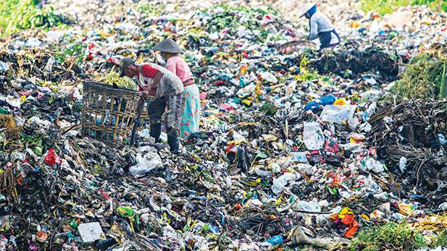 hpsn 2021 daur ulang sampah