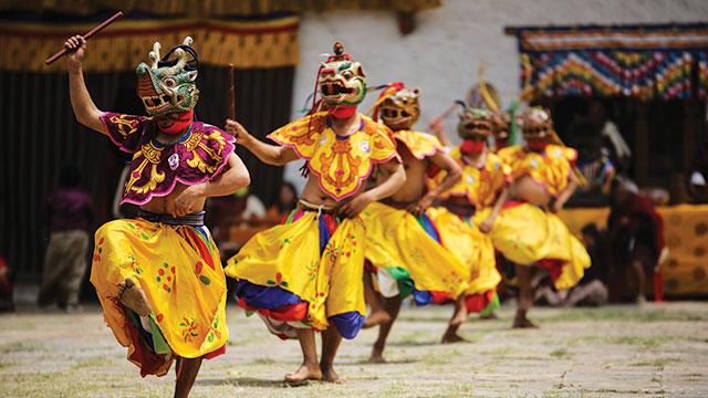 warga bhutan