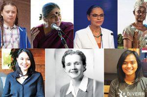 perempuan aktivis lingkungan
