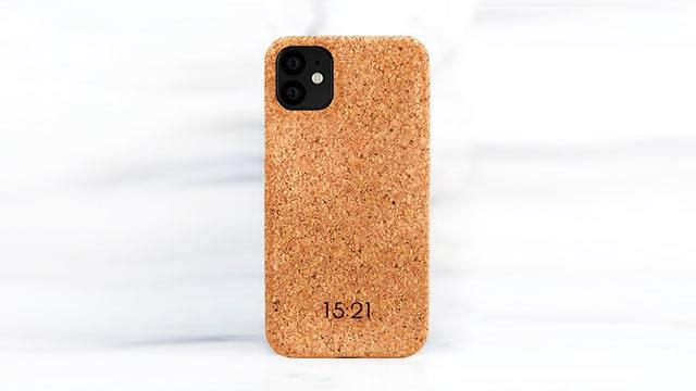 15:21 Casing Handphone Ramah Lingkungan Berbahan Gabus