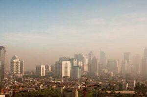 Pencemaran Udara Jakarta