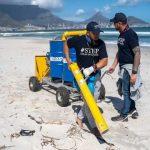 Enviro Buggy, Alat Canggih Pembersih Pesisir Cape Town