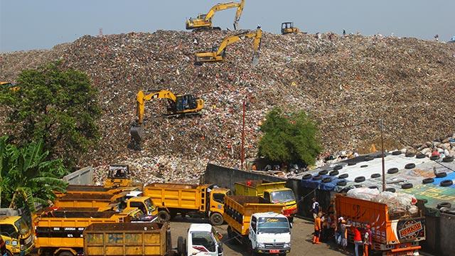 Data Pengelolaan Sampah