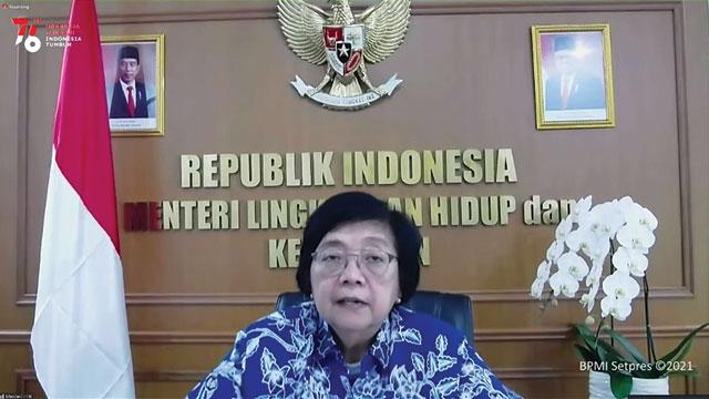 Menteri LHK