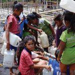 Akses air bersih