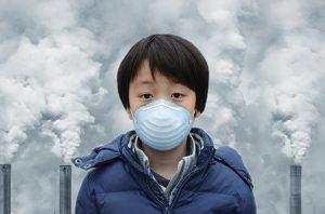 Anak Terpapar Polusi