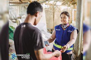 P&G Indonesia Conscious Living