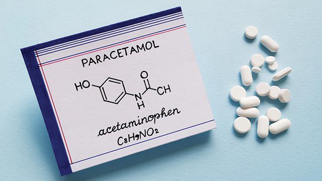 Pencemaran paracetamol
